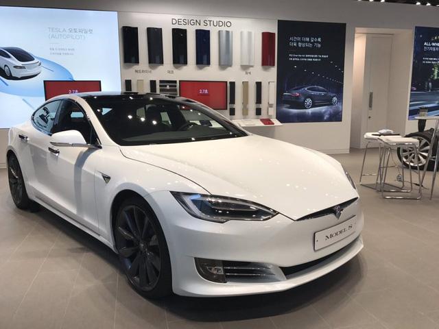 Người Hàn Quốc phát cuồng vì Tesla, sẵn sàng chờ 6 tháng để lái thử xe - Ảnh 4.