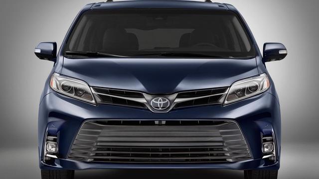 Toyota Sienna 2018 - Xe gia đình tiện nghi và thực dụng - Ảnh 2.