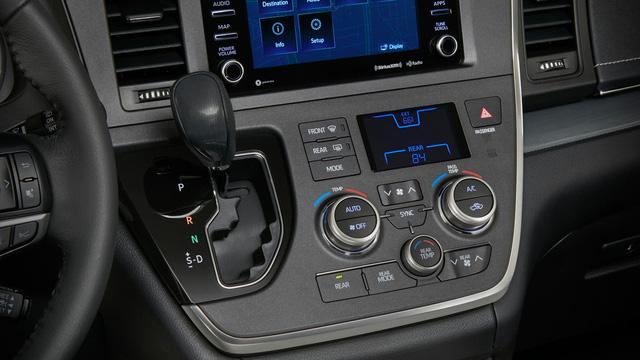 Toyota Sienna 2018 - Xe gia đình tiện nghi và thực dụng - Ảnh 6.