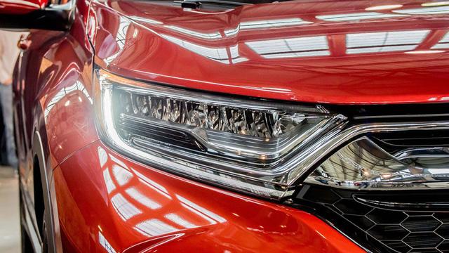 Honda CR-V 2017 sẽ về Việt Nam được đánh giá cao về an toàn - Ảnh 2.