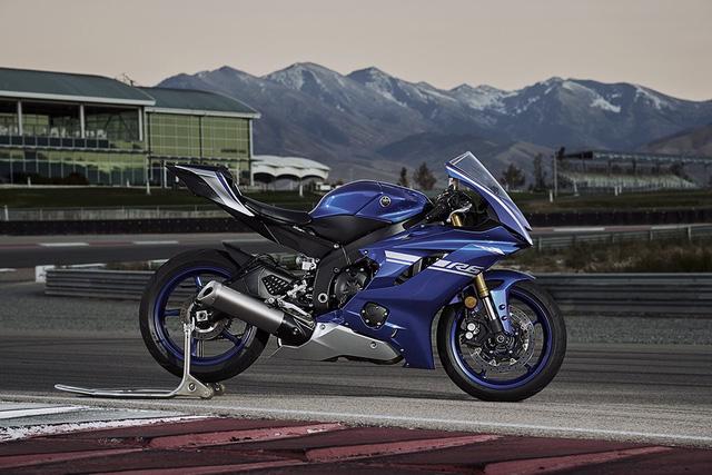 Mô tô thể thao Yamaha YZF-R6 2017 yếu hơn phiên bản cũ - Ảnh 1.