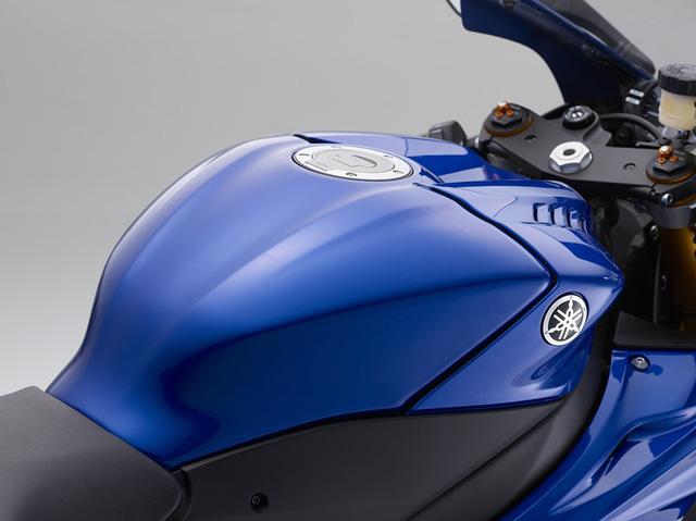 Mô tô thể thao Yamaha YZF-R6 2017 yếu hơn phiên bản cũ - Ảnh 4.