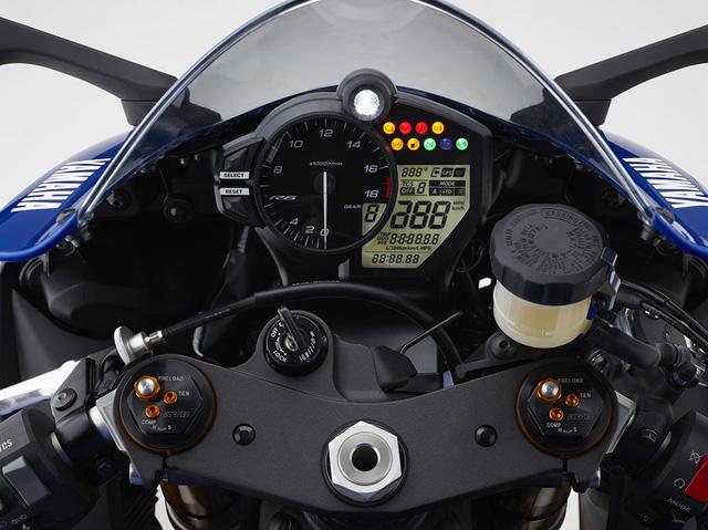 Mô tô thể thao Yamaha YZF-R6 2017 yếu hơn phiên bản cũ - Ảnh 5.