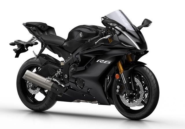 Mô tô thể thao Yamaha YZF-R6 2017 yếu hơn phiên bản cũ - Ảnh 6.