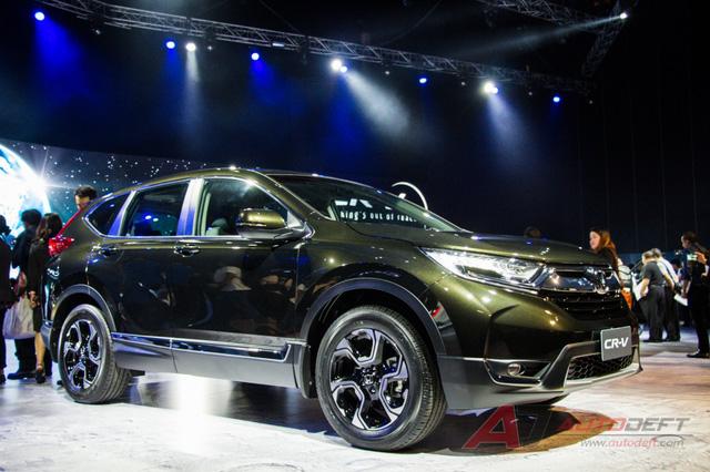Honda CR-V 7 chỗ chính thức ra mắt Đông Nam Á, giá từ 917 triệu Đồng - Ảnh 2.