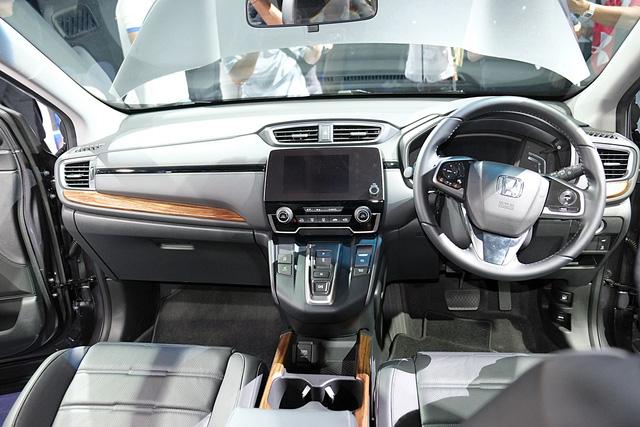 Honda CR-V 7 chỗ chính thức ra mắt Đông Nam Á, giá từ 917 triệu Đồng - Ảnh 9.