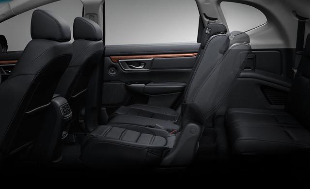 Honda CR-V 7 chỗ chính thức ra mắt Đông Nam Á, giá từ 917 triệu Đồng - Ảnh 19.