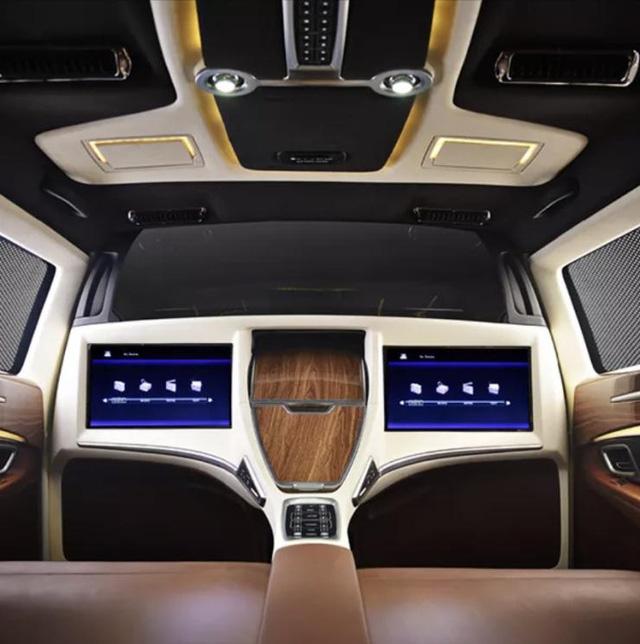 Toyota Innova 2017 độ phong cách Rolls-Royce và Maybach