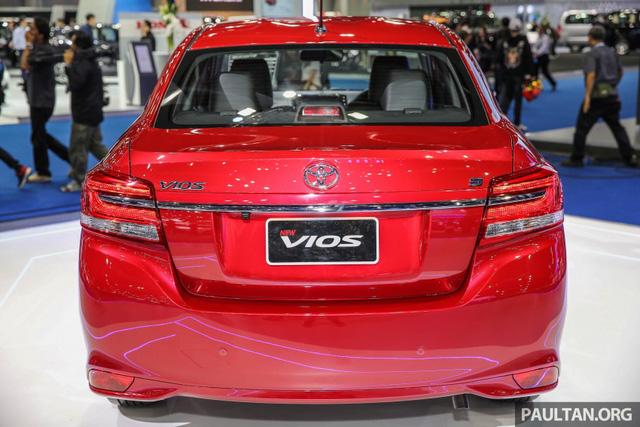 Chi tiết sedan cỡ nhỏ Toyota Vios 2017 sẽ về Việt Nam trong tương lai - Ảnh 2.