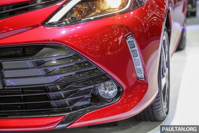Chi tiết sedan cỡ nhỏ Toyota Vios 2017 sẽ về Việt Nam trong tương lai - Ảnh 5.