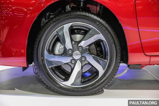 Chi tiết sedan cỡ nhỏ Toyota Vios 2017 sẽ về Việt Nam trong tương lai - Ảnh 9.