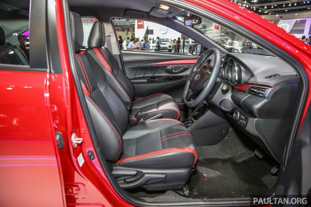 Chi tiết sedan cỡ nhỏ Toyota Vios 2017 sẽ về Việt Nam trong tương lai - Ảnh 12.