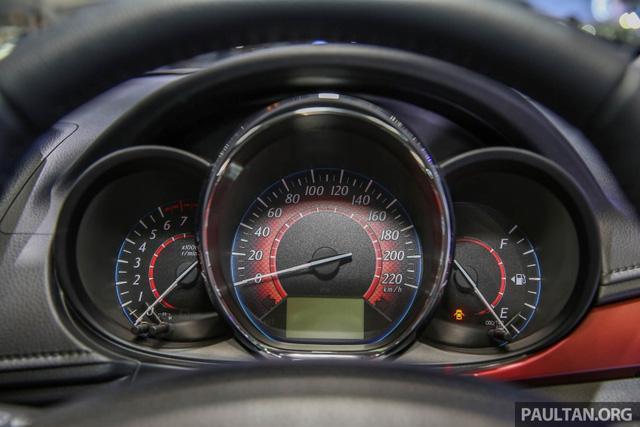 Chi tiết sedan cỡ nhỏ Toyota Vios 2017 sẽ về Việt Nam trong tương lai - Ảnh 13.