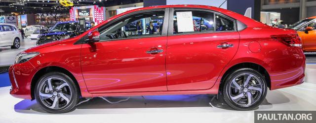 Chi tiết sedan cỡ nhỏ Toyota Vios 2017 sẽ về Việt Nam trong tương lai - Ảnh 18.