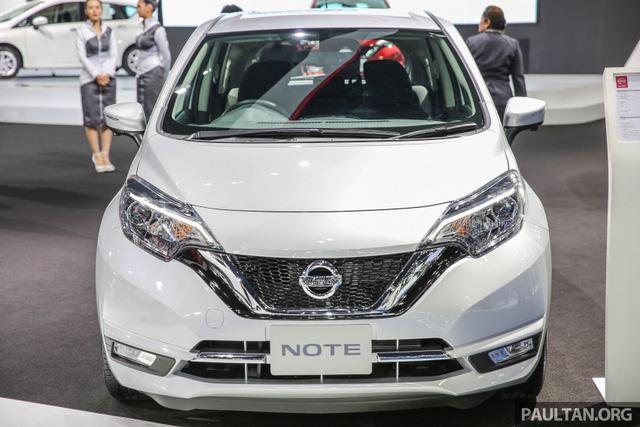 Ngắm kỹ xe gia đình cỡ nhỏ giá rẻ Nissan Note 2017 - Ảnh 1.