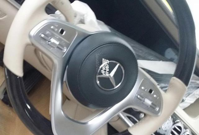 Rò rỉ hình ảnh từ trong ra ngoài của Mercedes-Benz S-Class 2018 - Ảnh 3.