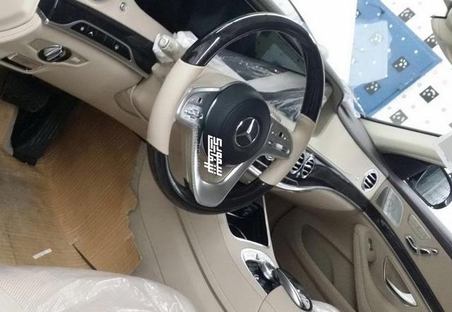 Rò rỉ hình ảnh từ trong ra ngoài của Mercedes-Benz S-Class 2018 - Ảnh 4.