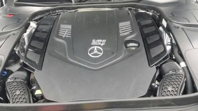 Rò rỉ hình ảnh từ trong ra ngoài của Mercedes-Benz S-Class 2018 - Ảnh 6.