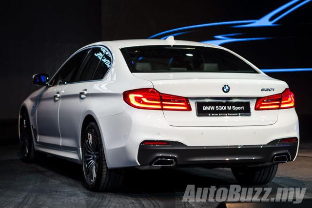 BMW 5-Series thế hệ mới chính thức ra mắt Đông Nam Á, giá từ 2,05 tỷ Đồng - Ảnh 3.