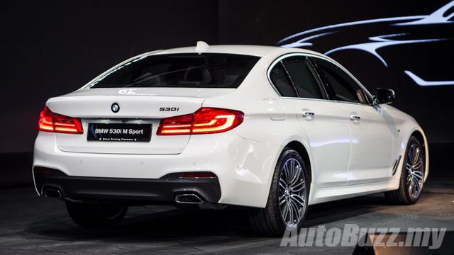 BMW 5-Series thế hệ mới chính thức ra mắt Đông Nam Á, giá từ 2,05 tỷ Đồng - Ảnh 4.
