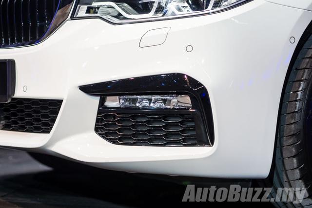 BMW 5-Series thế hệ mới chính thức ra mắt Đông Nam Á, giá từ 2,05 tỷ Đồng - Ảnh 6.
