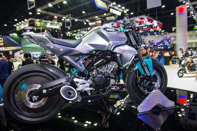 Honda 150SS Racer - Xe café racer vừa cổ điển vừa hiện đại - Ảnh 6.