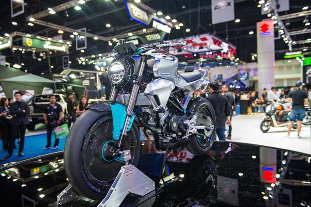 Honda 150SS Racer - Xe café racer vừa cổ điển vừa hiện đại - Ảnh 3.