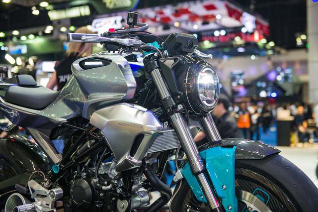 Honda 150SS Racer - Xe café racer vừa cổ điển vừa hiện đại - Ảnh 9.