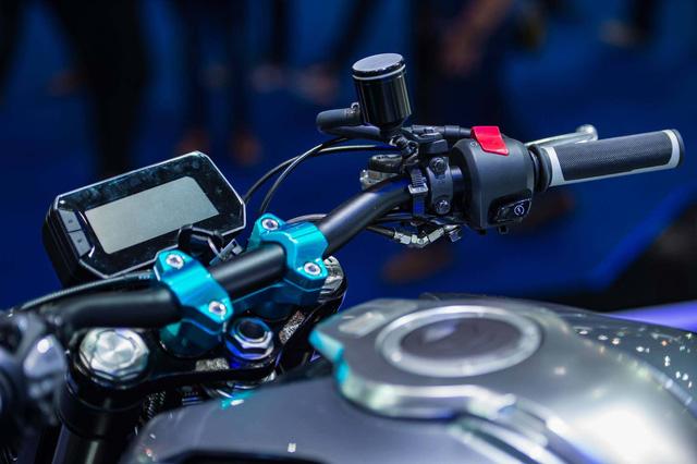 Honda 150SS Racer - Xe café racer vừa cổ điển vừa hiện đại - Ảnh 7.