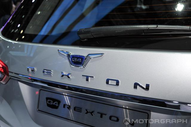 SUV cỡ trung SsangYong Rexton 2018 chính thức trình làng - Ảnh 9.