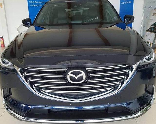 Crossover 7 chỗ Mazda CX-9 2017 xuất hiện tại đại lý ở Hà Nội, giá hơn 2 tỷ Đồng - Ảnh 1.