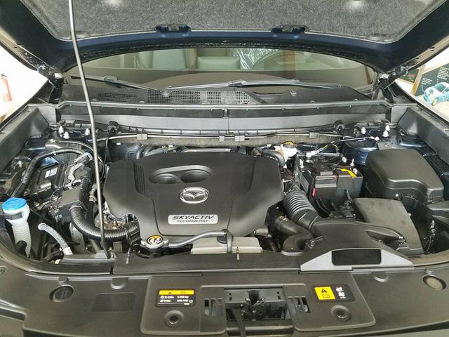 Crossover 7 chỗ Mazda CX-9 2017 xuất hiện tại đại lý ở Hà Nội, giá hơn 2 tỷ Đồng - Ảnh 3.