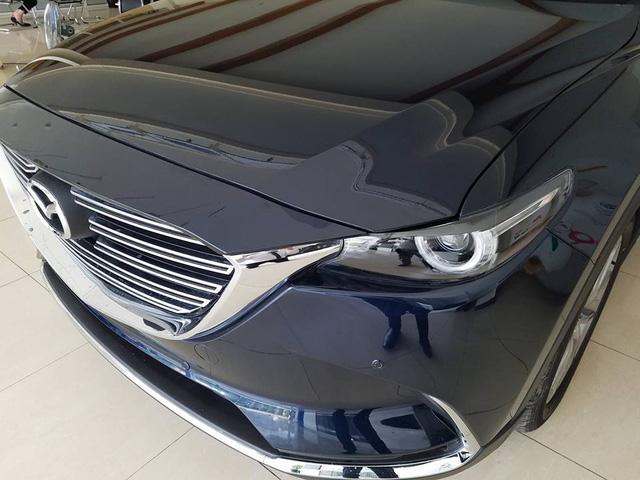 Crossover 7 chỗ Mazda CX-9 2017 xuất hiện tại đại lý ở Hà Nội, giá hơn 2 tỷ Đồng - Ảnh 4.