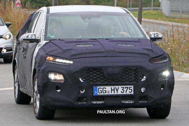 Hyundai Kona 2018 - SUV cỡ B mới, cạnh tranh với Mazda CX-3 và Honda HR-V - Ảnh 2.