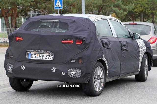 Hyundai Kona 2018 - SUV cỡ B mới, cạnh tranh với Mazda CX-3 và Honda HR-V - Ảnh 4.