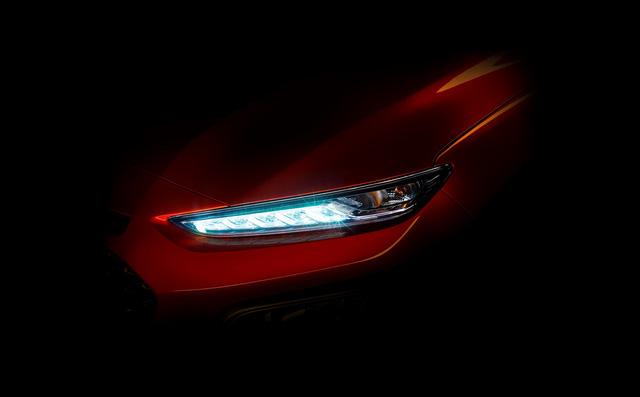 Hyundai Kona 2018 - SUV cỡ B mới, cạnh tranh với Mazda CX-3 và Honda HR-V - Ảnh 1.