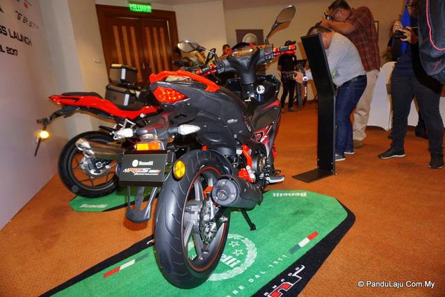 Cận cảnh xe côn tay Benelli RFS150i - đối thủ mới của Yamaha Exciter 150 - Ảnh 3.