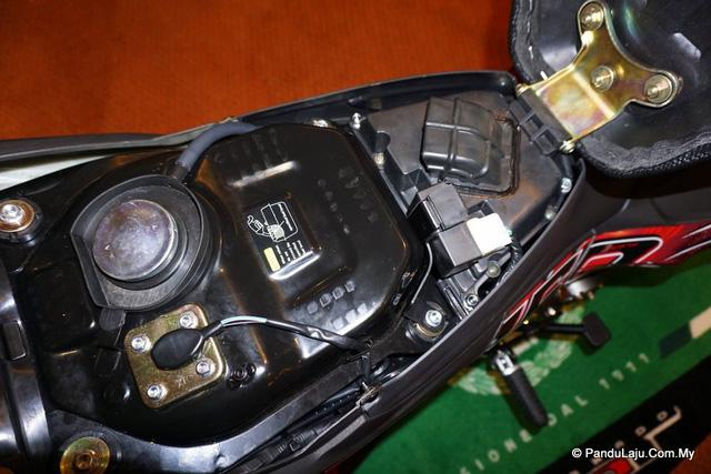 Cận cảnh xe côn tay Benelli RFS150i - đối thủ mới của Yamaha Exciter 150 - Ảnh 10.