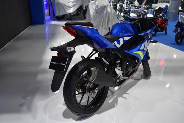 Mô tô thể thao Suzuki GSX-R150 tiếp tục ra mắt tại Thái Lan, giá từ 56 triệu Đồng - Ảnh 2.