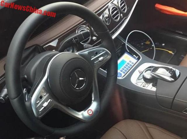 Mercedes-Benz S-Class 2018 tiếp tục lộ diện, có thêm phiên bản S320L - Ảnh 3.
