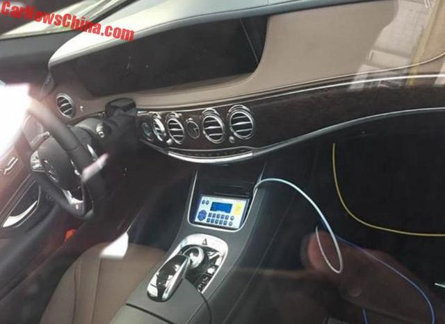 Mercedes-Benz S-Class 2018 tiếp tục lộ diện, có thêm phiên bản S320L - Ảnh 4.