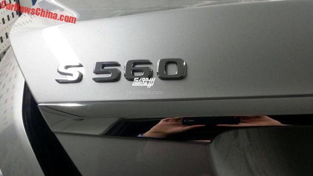 Mercedes-Benz S-Class 2018 tiếp tục lộ diện, có thêm phiên bản S320L - Ảnh 5.