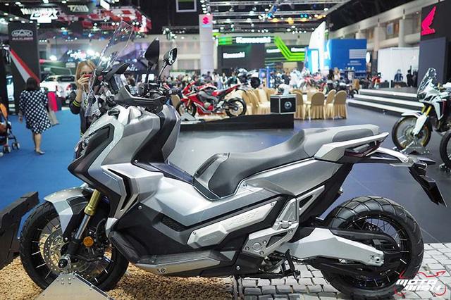 SUV việt dã 2 bánh Honda X-ADV ra mắt Đông Nam Á, giá từ 272 triệu Đồng - Ảnh 4.