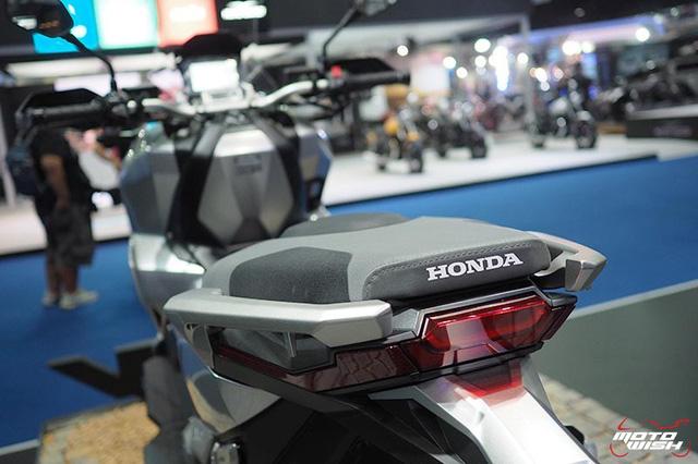 SUV việt dã 2 bánh Honda X-ADV ra mắt Đông Nam Á, giá từ 272 triệu Đồng - Ảnh 11.