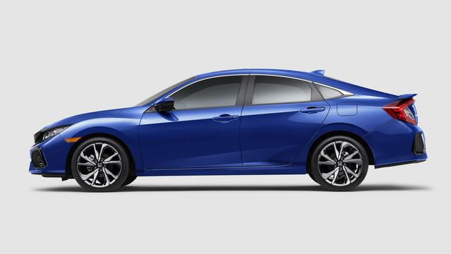 Vén màn phiên bản mạnh mẽ hơn của Honda Civic 2018 - Ảnh 5.