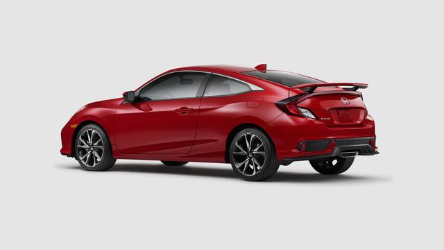 Vén màn phiên bản mạnh mẽ hơn của Honda Civic 2018 - Ảnh 6.
