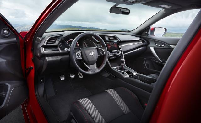 Vén màn phiên bản mạnh mẽ hơn của Honda Civic 2018 - Ảnh 7.