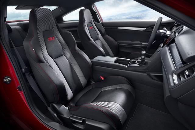 Vén màn phiên bản mạnh mẽ hơn của Honda Civic 2018 - Ảnh 8.