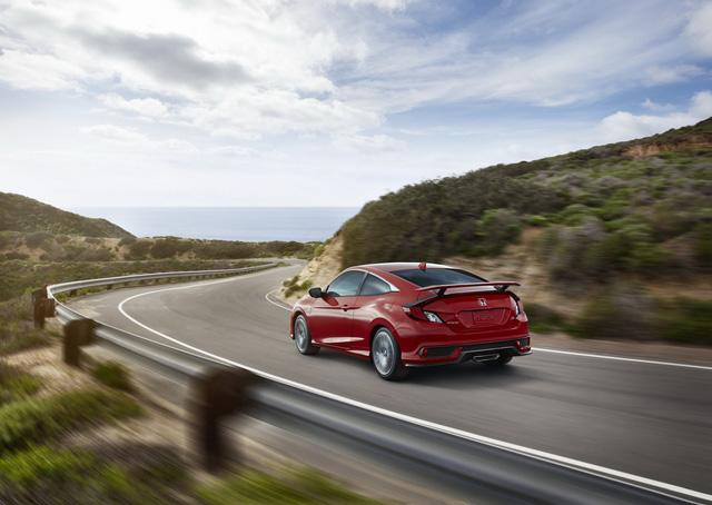 Vén màn phiên bản mạnh mẽ hơn của Honda Civic 2018 - Ảnh 9.