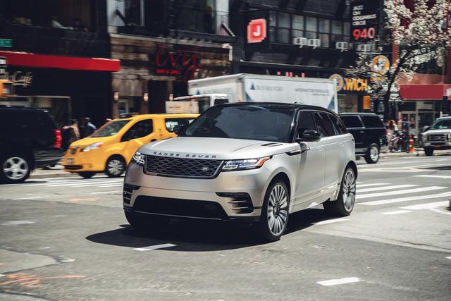 Nữ ca sỹ Ellie Goulding giới thiệu SUV hạng sang Range Rover Velar - Ảnh 3.